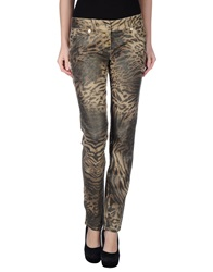 Guess By Marciano Denim Pants Beige