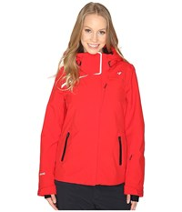 Obermeyer Zermatt Jacket Crimson Women's Coat Red