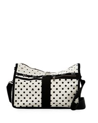 Le Sport Sac Everyday Graphic Print Bag Pink Pattern