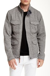 Relwen Surplus Fleece Jacket Gray
