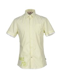 Blend Of America Blend Shirts Shirts Men Acid Green