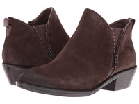 Sofft Vinton Coffee Alaska Cow Suede Women's Boots Brown