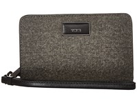 Tumi Belden French Purse Earl Grey 1 Wallet Handbags Gray