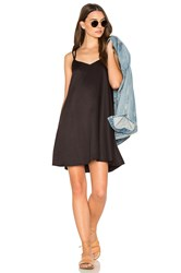 Rvca Naveena Dress Black