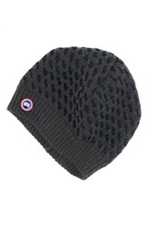Canada Goose Women's Bird's Eye Knit Wool Beanie