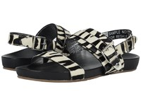 Vionic Samar Zebra Women's Sandals Animal Print