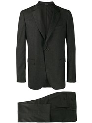 Lanvin Two Piece Suit Grey
