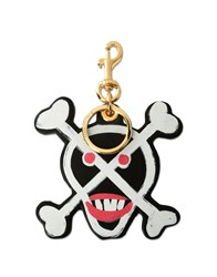 Moschino Couture Key Rings Black