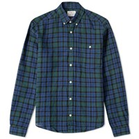 Barbour William Shirt Blue