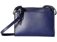 Lodis Stephanie Rfid Under Lock Key Trisha Double Zip Wallet On A String Midnight Wallet Handbags Navy