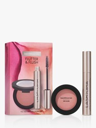 Bareminerals Flutter And Flush Full Size Mascara And Blush Duo Makeup Gift Set