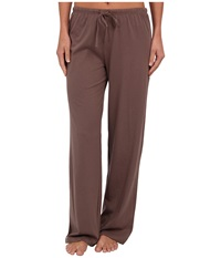 Jockey Cotton Essentials Long Pajama Pant Taupe Women's Pajama