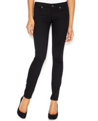 Guess Low Rise Power Skinny Jeans Silicone Wash