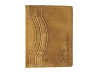 Rvca Newland Wallet Light Brown Wallet Handbags Tan