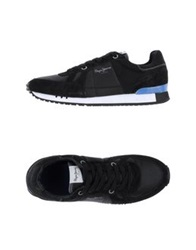 Pepe Jeans Low Tops And Trainers Black