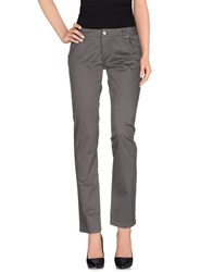 Brooksfield Trousers Casual Trousers Women Grey