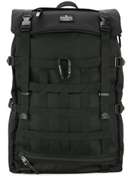 Makavelic Chase Meshwork Backpack Black