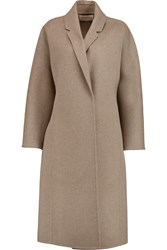 Antonio Berardi Wool Coat Nude