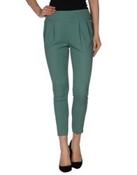 True Royal Casual Pants Green