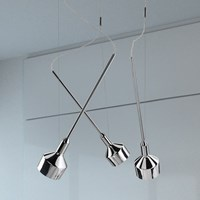 Leucos Beamer 11S R Suspension Light