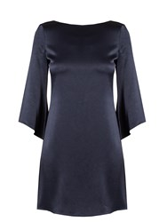 Diane Von Furstenberg Korrey Dress Navy