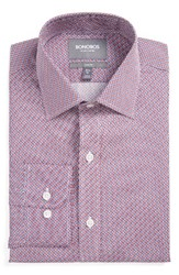 Bonobos Men's Americano Slim Fit Print Dress Shirt
