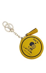 Anya Hindmarch Love Coin Purse Yellow