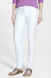 Women's Nic Zoe Denim Knit Skinny Jeans Paper White