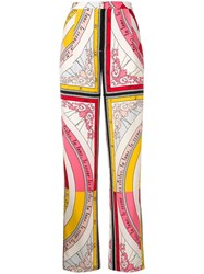 Tory Burch Sienna Trousers Pink