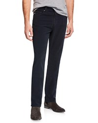 Ag Adriano Goldschmied Everett Slim Straight Twill Pants Blue