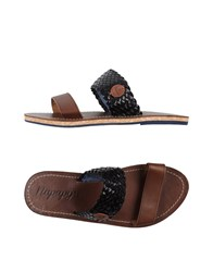 Napapijri Sandals Black