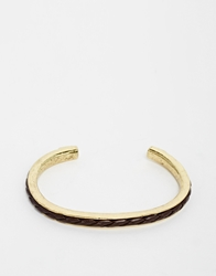 Designsix Slim Bangle Gold