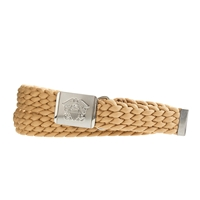 J.Crew Nylon Braided Military Belt Khaki