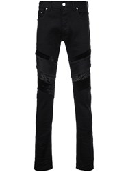 Fagassent Bootcut Jeans Black
