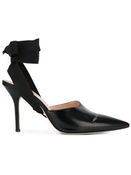 Christopher Kane Ribbon Tie Mule Unavailable