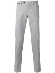 Eleventy Chino Trousers Grey