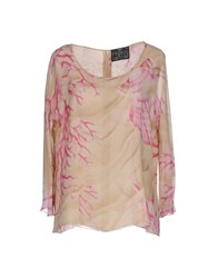 Fontana Couture Blouses Beige