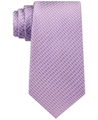 Kenneth Cole Reaction Men's Shaded Natte Tie Pink