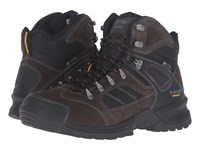 Hi Tec Mount Diablo I Waterproof Dark Charcoal Black Grey Men's Shoes Brown