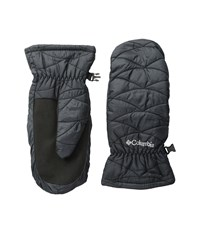 Columbia Mighty Lite Mitten Black Extreme Cold Weather Gloves