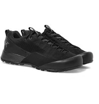 Arc'teryx Konseal Fl Gore Tex And Ripstop Hiking Sneakers Black