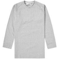 Edifice Long Sleeve Raglan Tee Grey