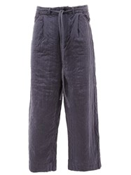 Craig Green Loose Fit Trousers Blue