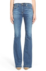 Ag Jeans Women's Ag 'The Janis' High Rise Flare Jeans 14 Years Muir