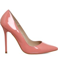 Office On To Point Patent Leather Courts Pink Patent Leather