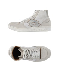 Lotto Leggenda High Tops And Trainers White