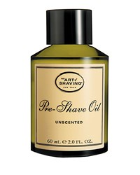Pre Shave Oil Unscented Black The Art Of Shaving