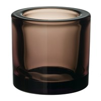 Iittala Kivi Votive Brown