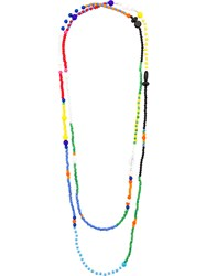 Ports 1961 Beaded Necklace Multicolour
