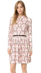 Mother Of Pearl Hurley Shirtdress Pink Perfume
